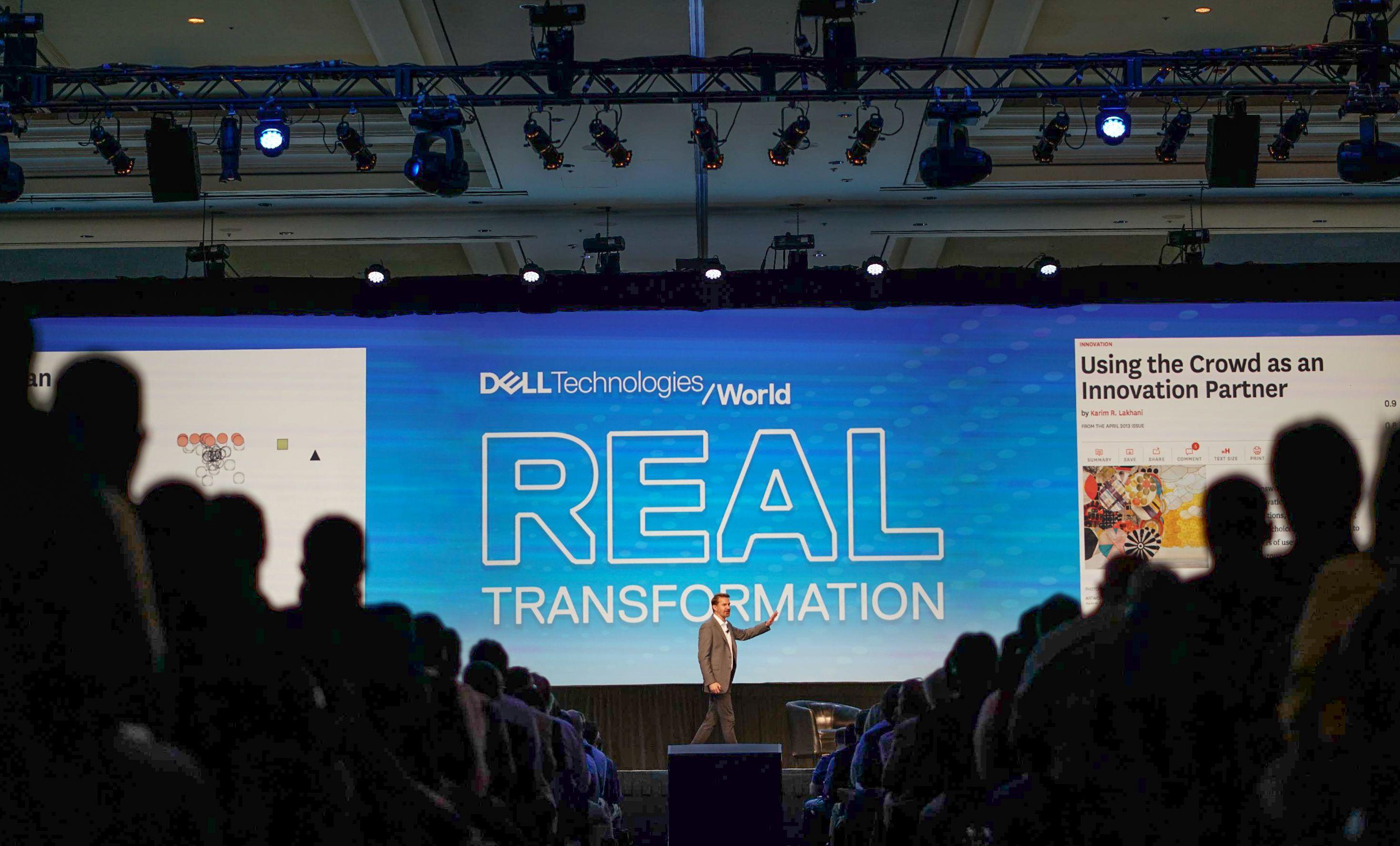 Photo credit: Dell Technologies