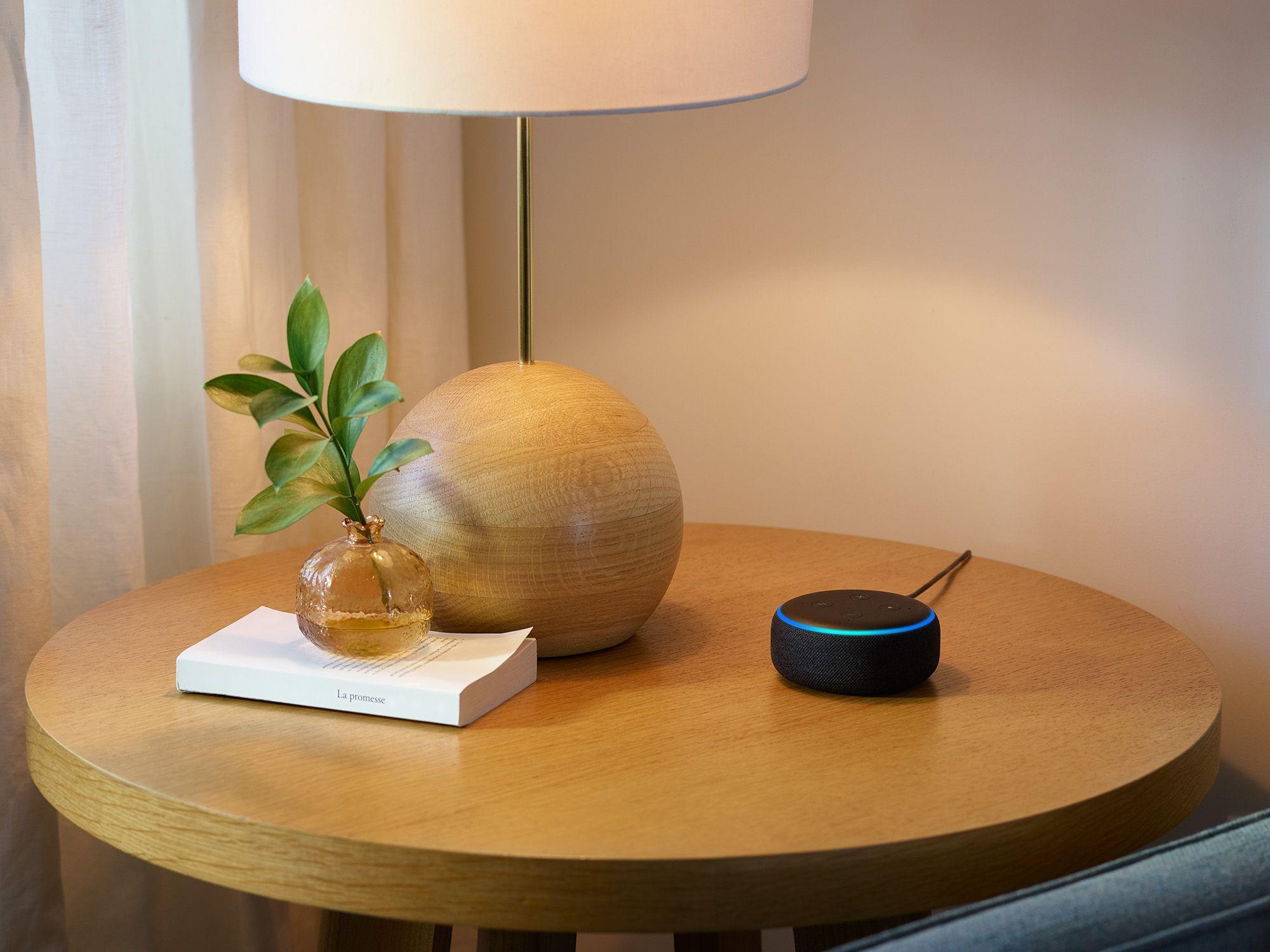 Amazon Echo Dot, Charcoal, Emirates NBD