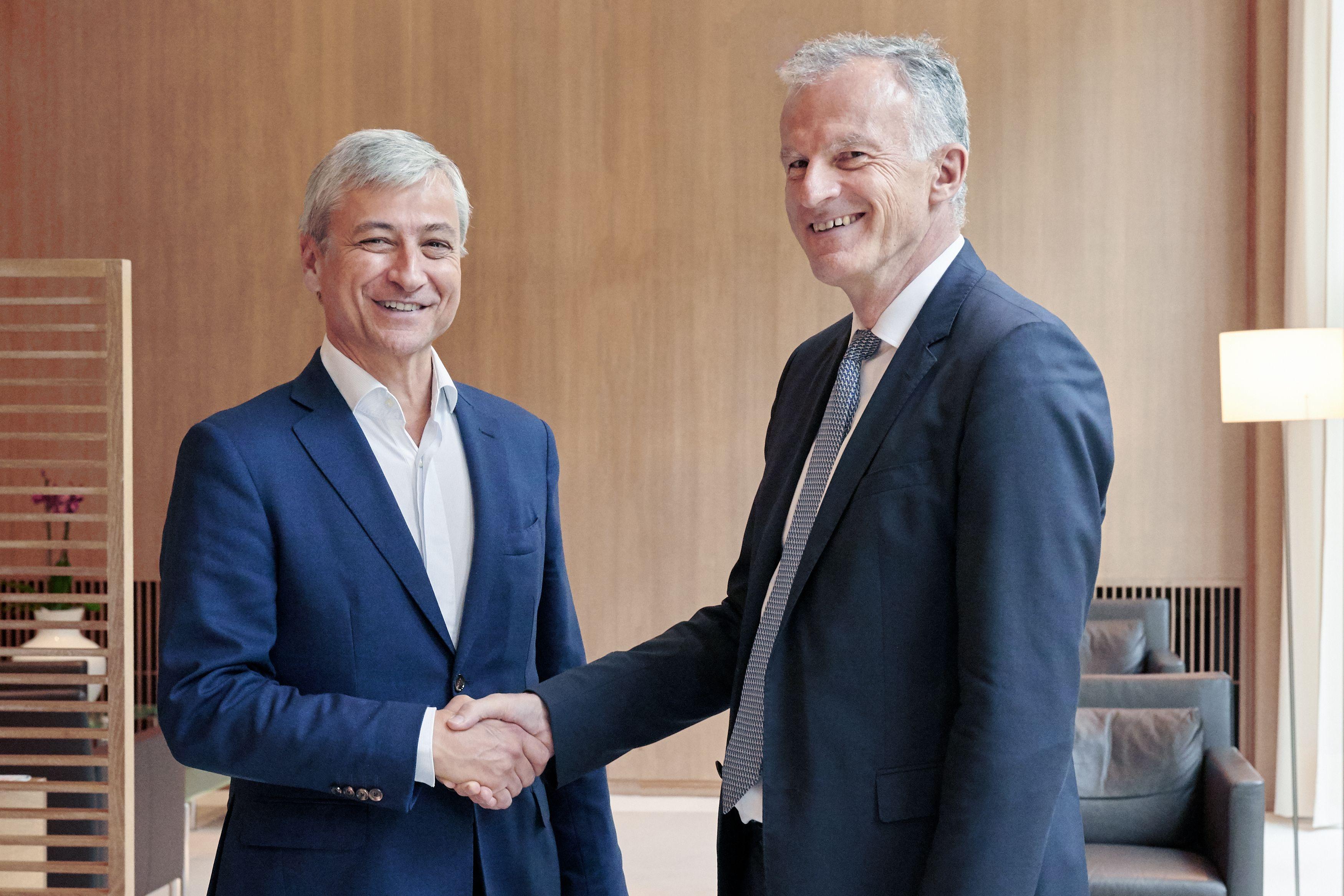 Microsoft and Allianz
