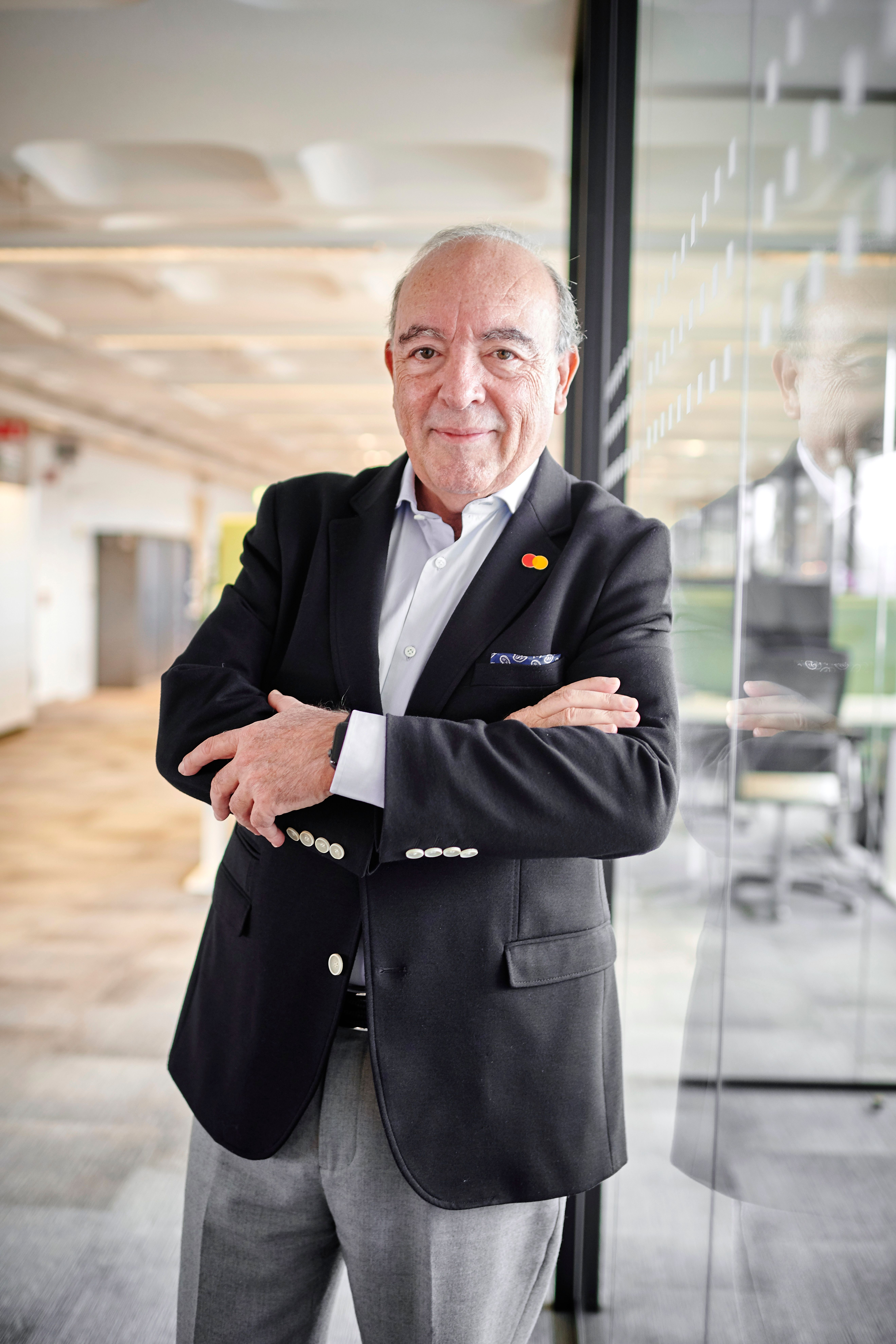 Javier Perez, President, Mastercard Europe