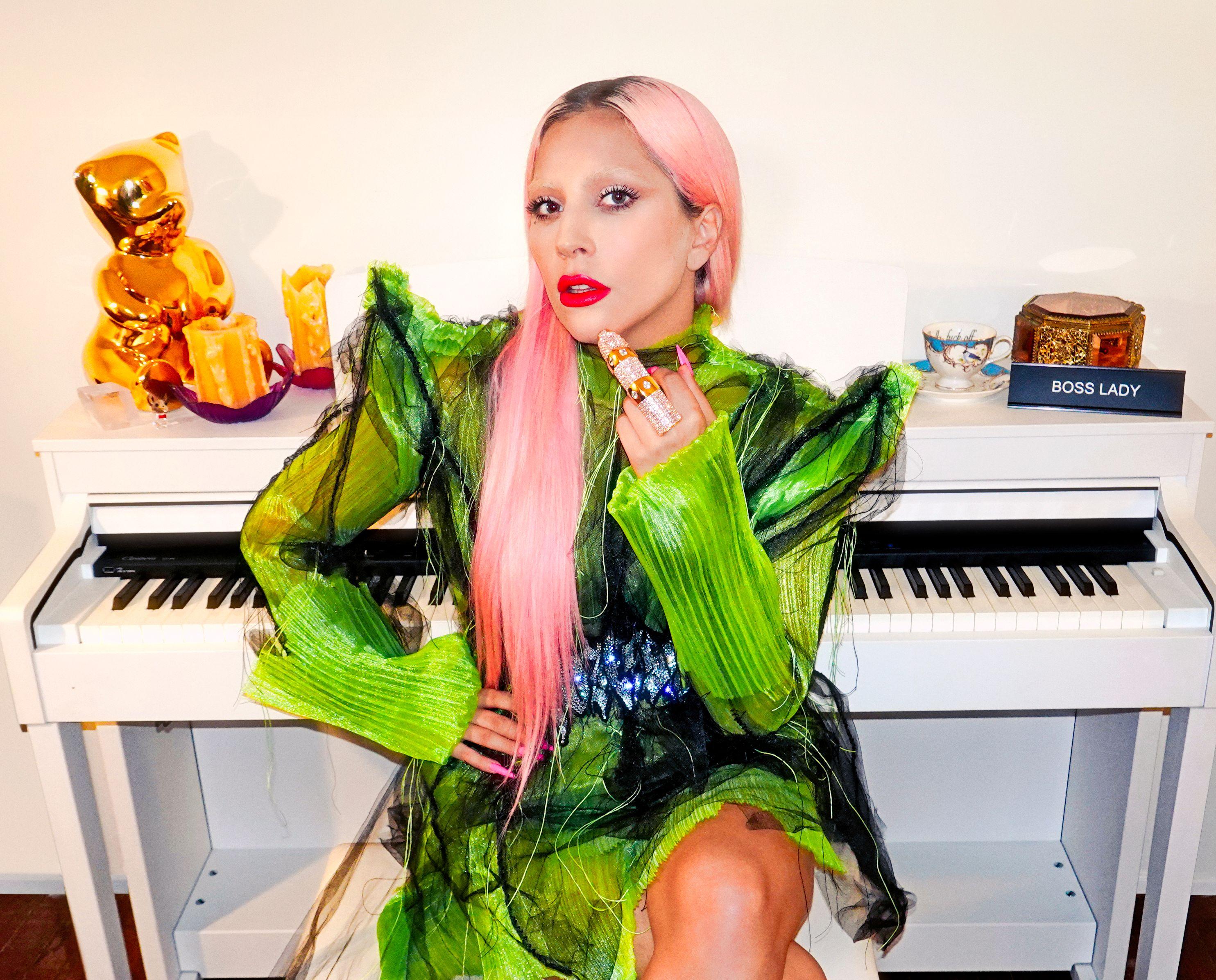 Klarna and Lady Gaga FinTech magazine