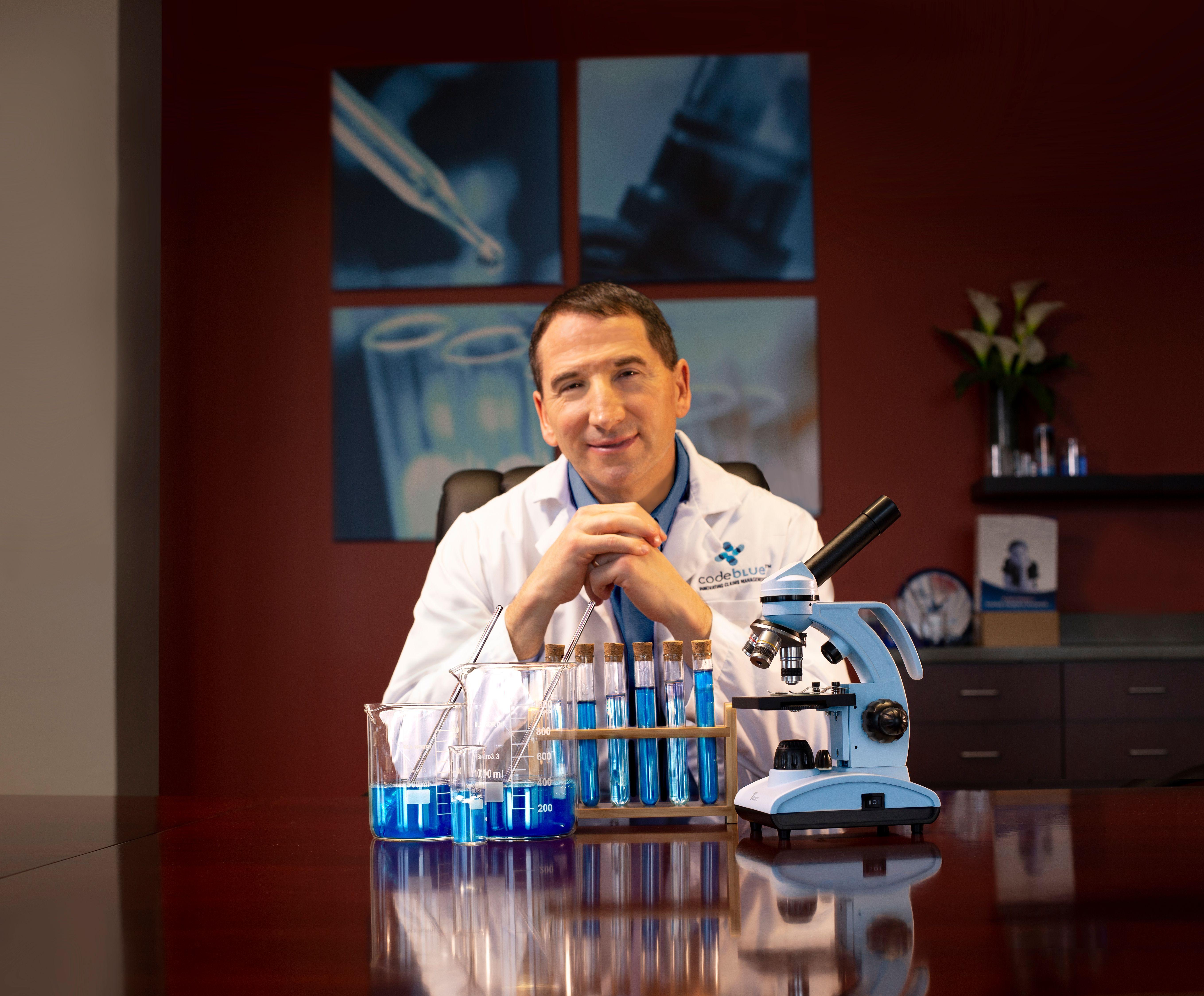 Jason Manns-Science Portrait
