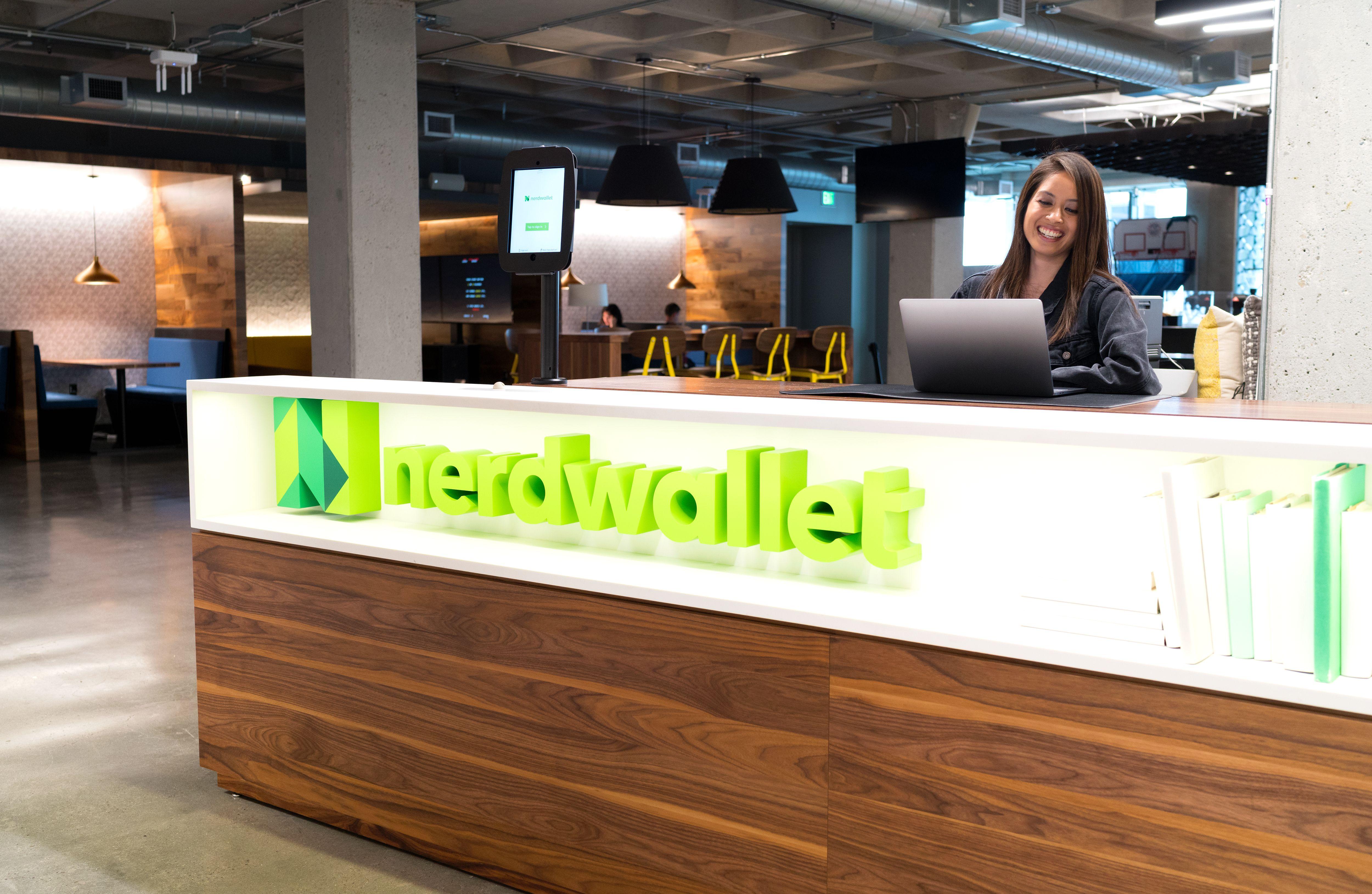 Nerdwallet Office Shot