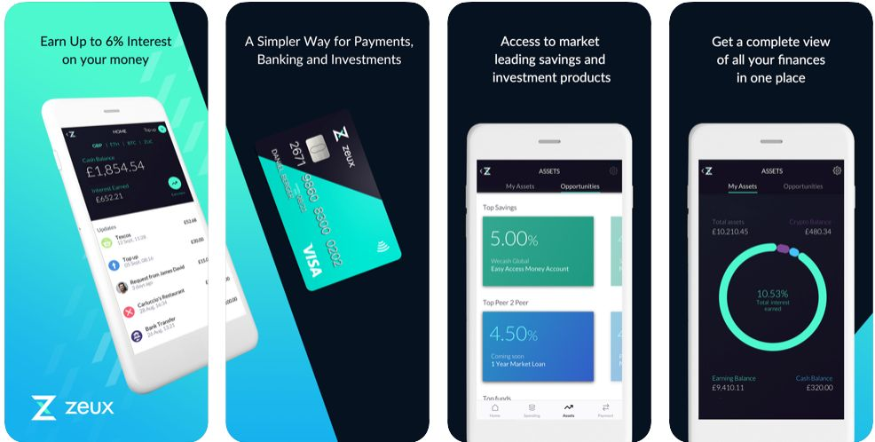 Zeux launches new in-app Amazon shopping feature