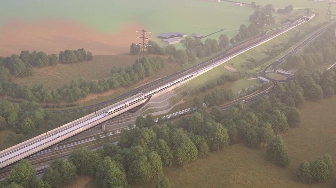 HS2: Construction may not begin until 2021