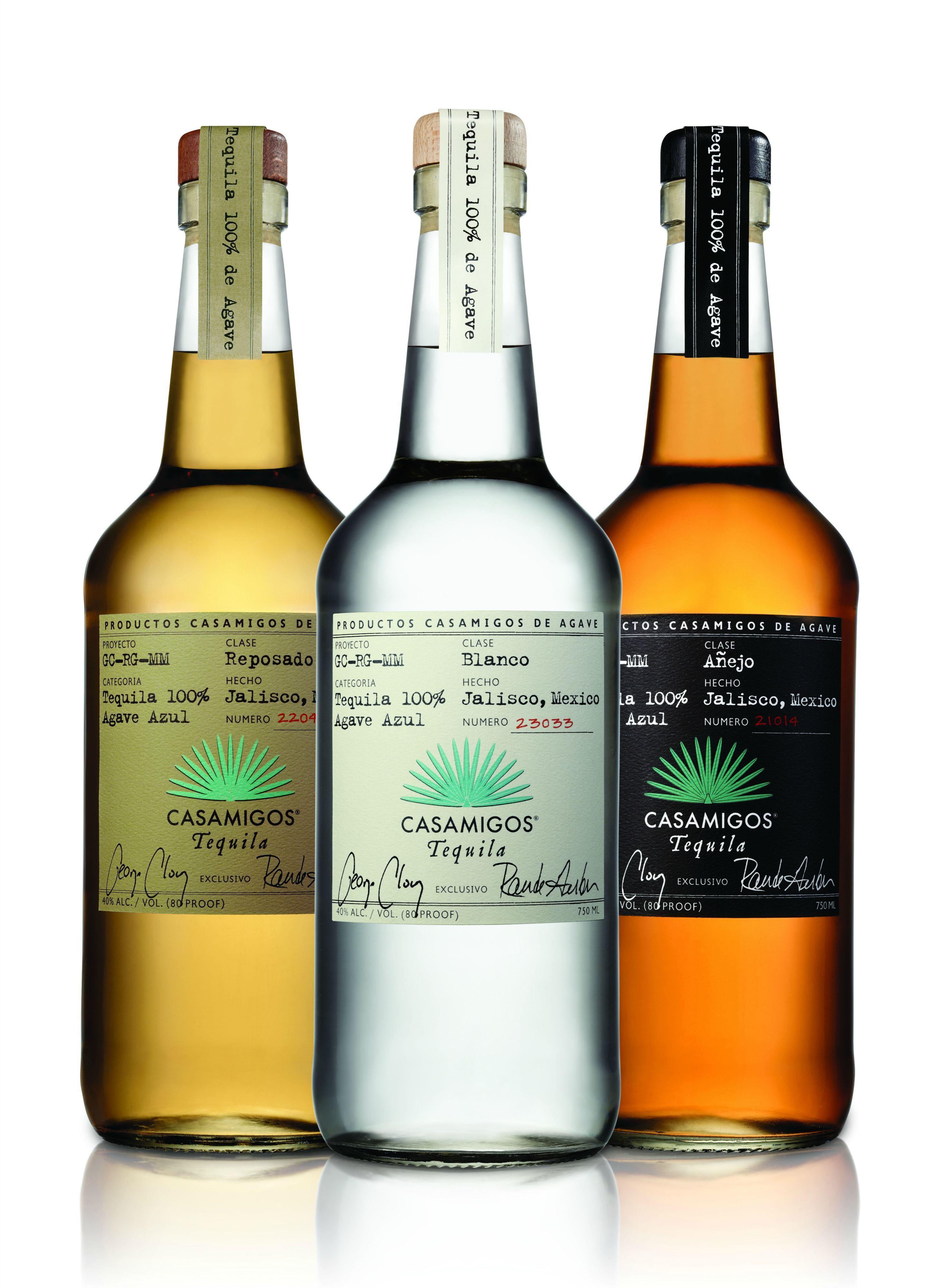 Casamigo bottle lineup