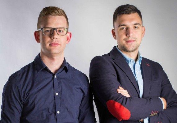 Co-Founders Matthew Hart & Alexey Pavlenko