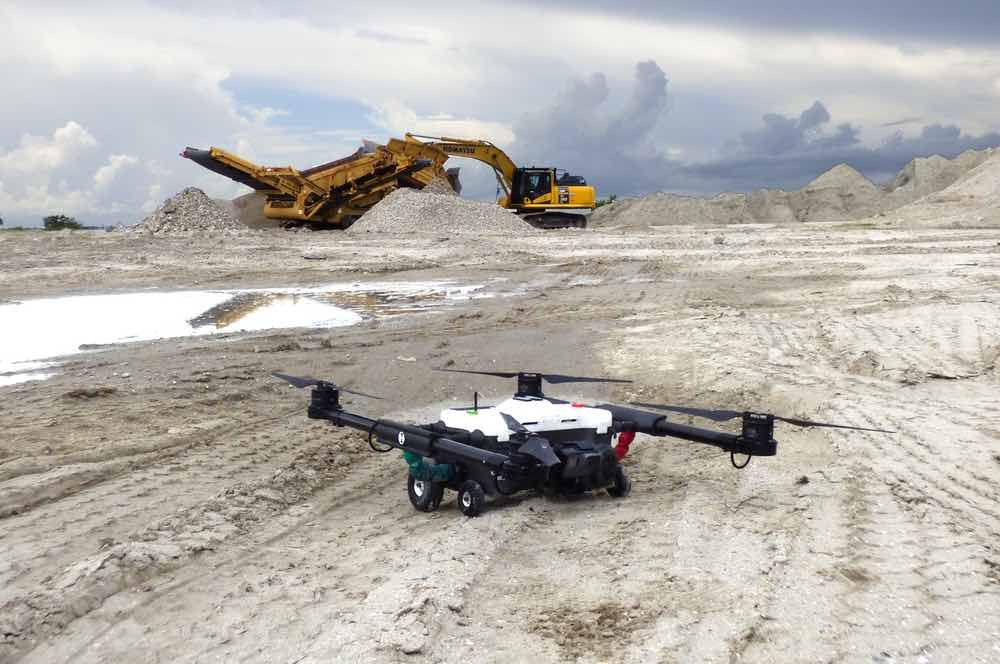 H Robotics is delivering digital transformation to the mining sector via drone