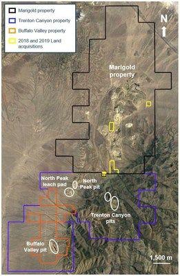 SSR Mining, Nevada