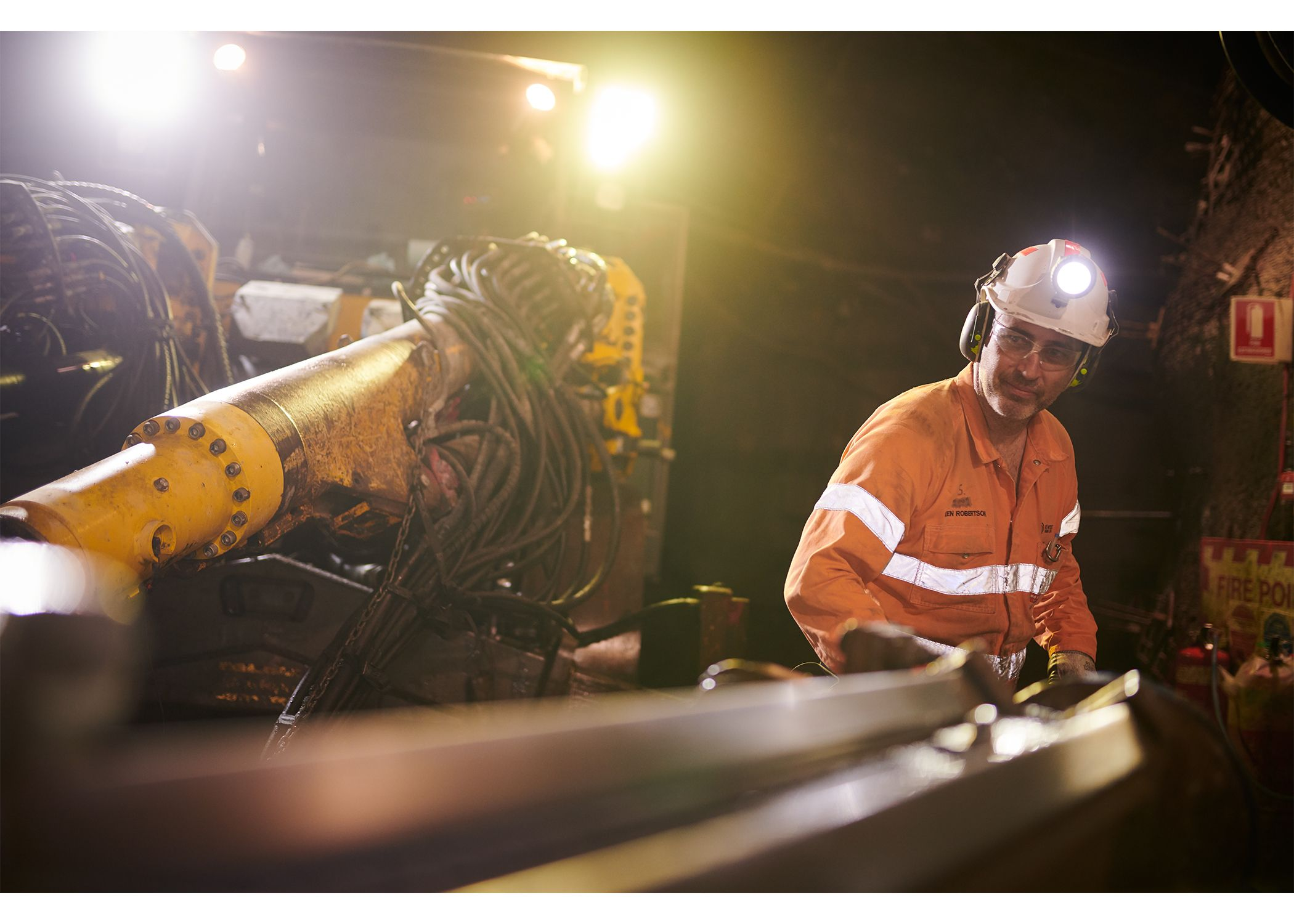Newcrest Cadia Drilling