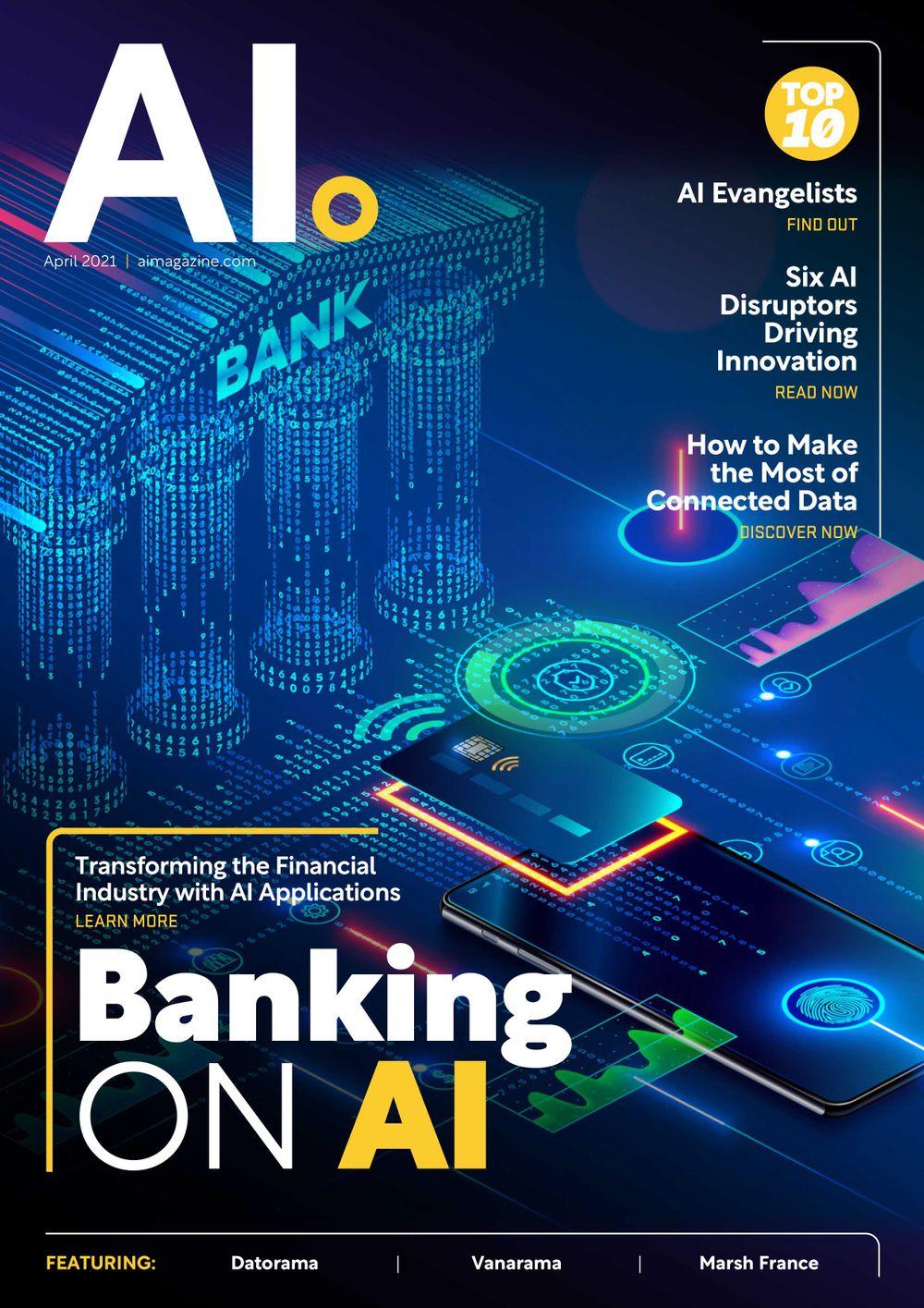 April 2021   Magazine   AI Magazine