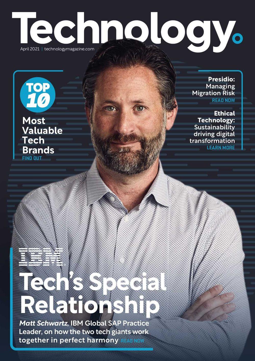 April 2021 | Magazine | Technology