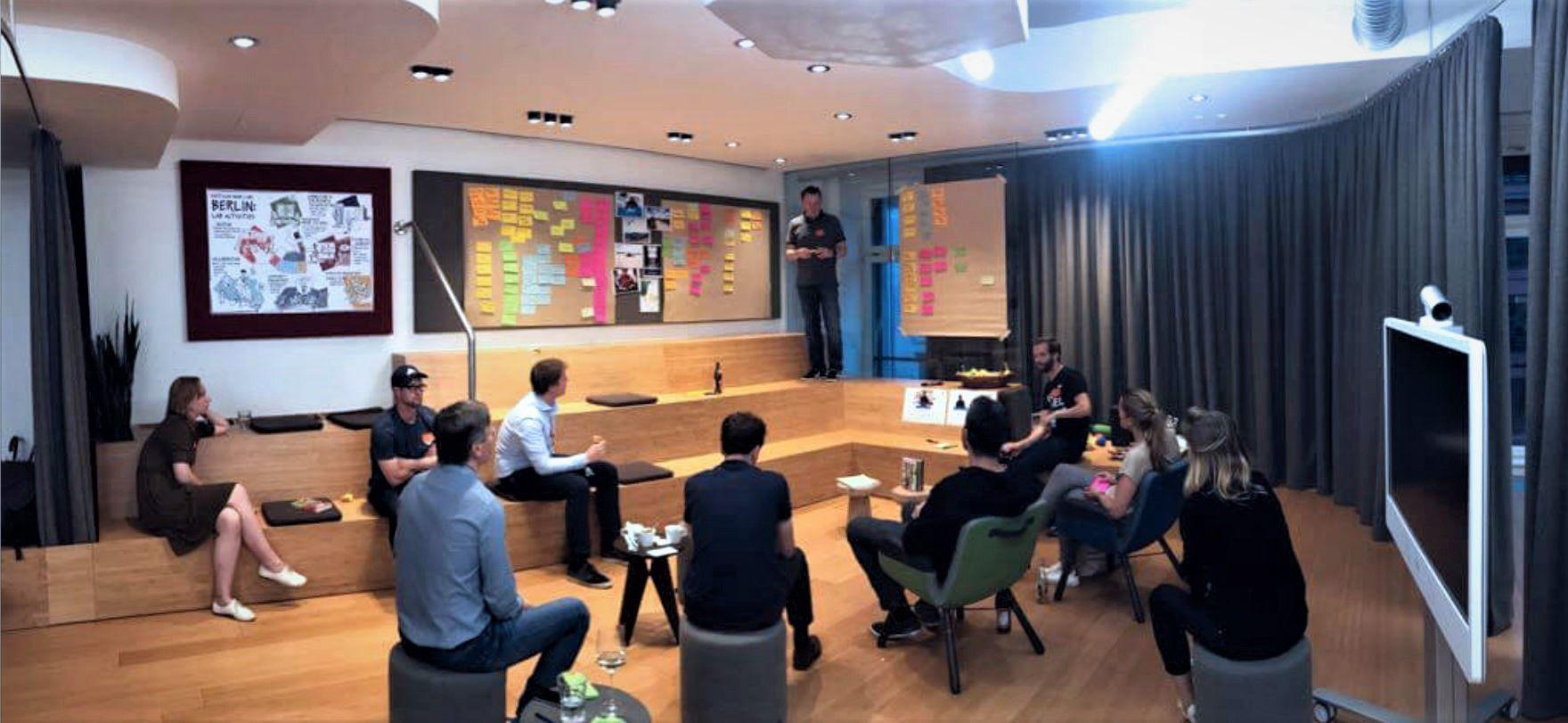 Deutsche Bank Innovation Labs