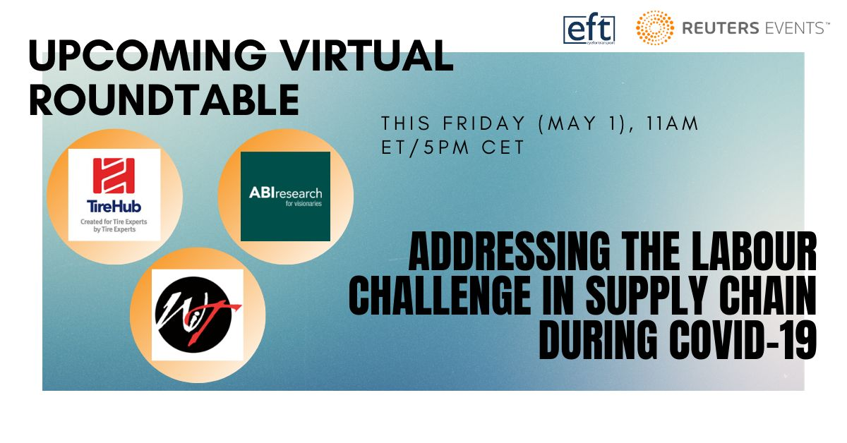 eft by Reuters Events virtual roundtable